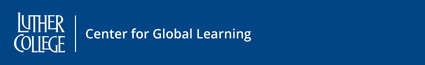 Center for Global Learning - Luther College